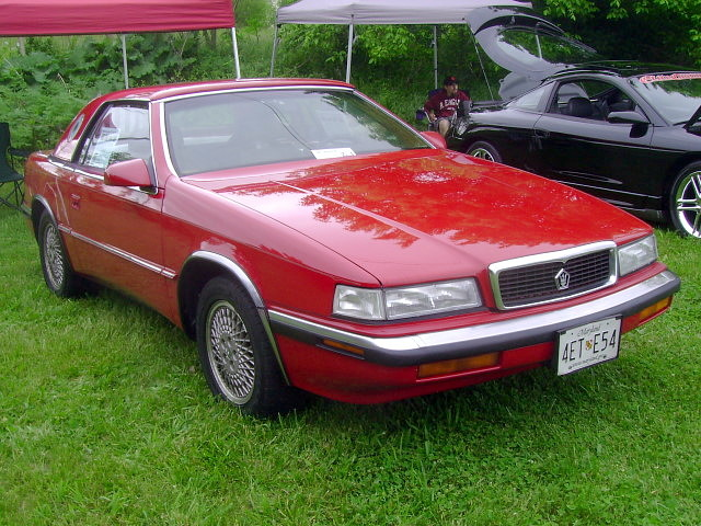 1990 chrysler tc by maserati 30th mid atlantic mopar meet. Cars Review. Best American Auto & Cars Review