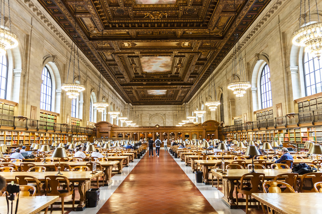 New York Public Library Jiahuih Flickr