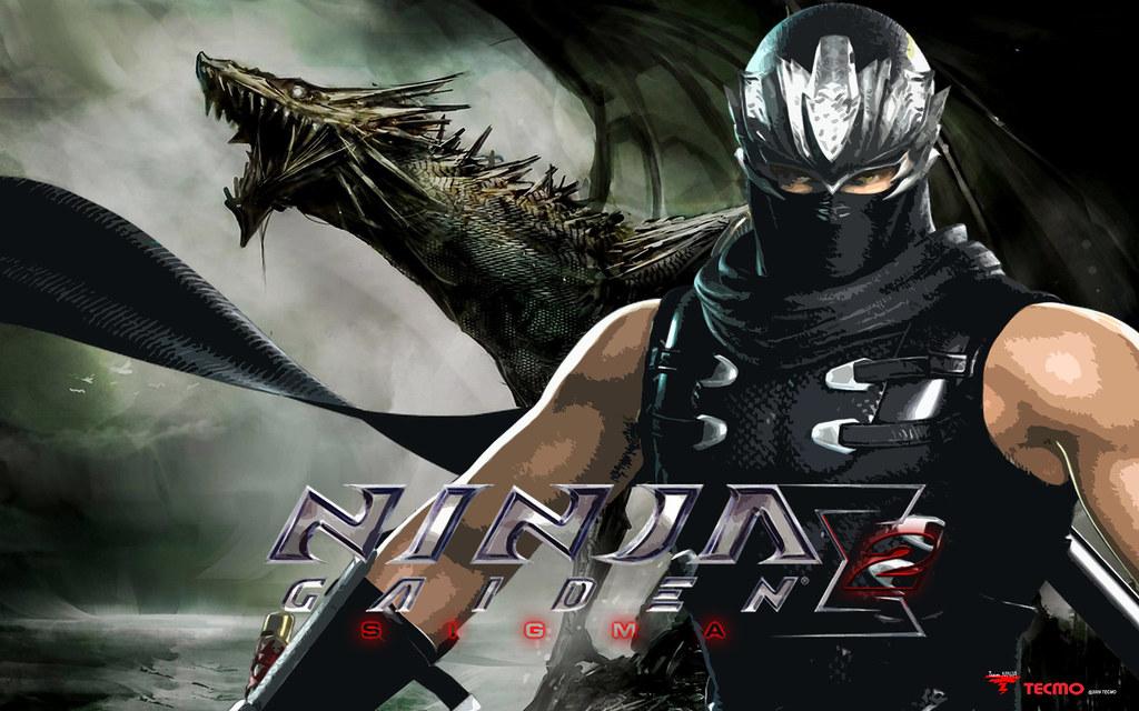 Ninja Gaiden Sigma 2 Black Dragon Wallpaper By Sunnyboiiii…  Flickr