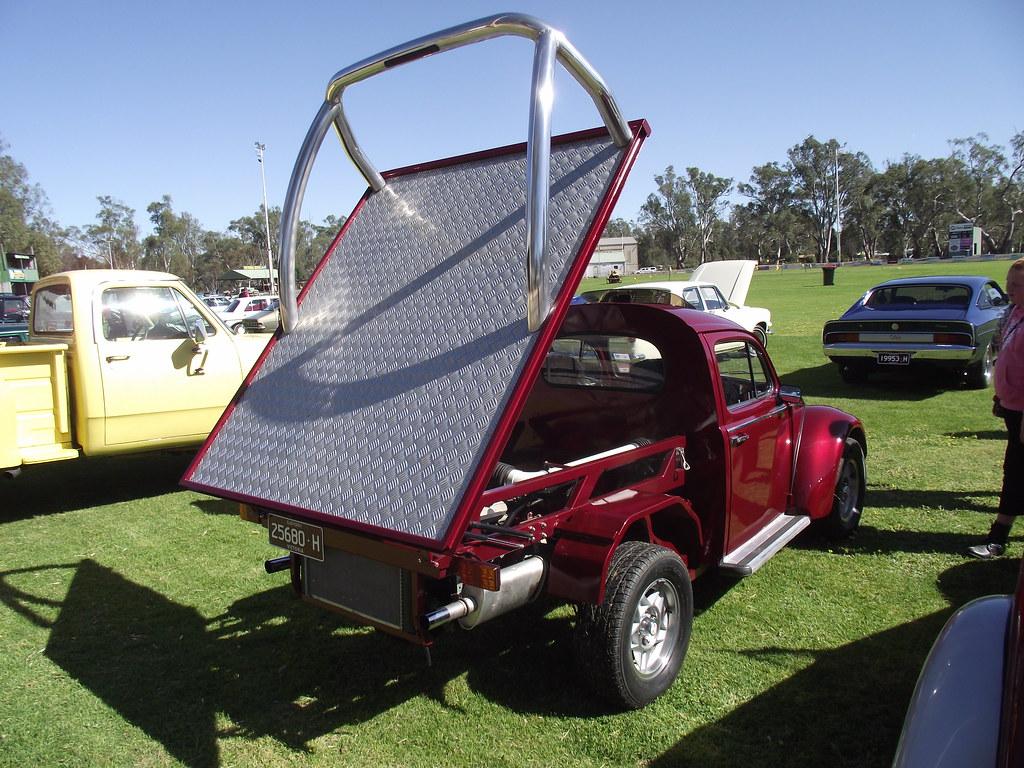 1972 Volkswagen Beetle Custom Ute This Is A 1972
