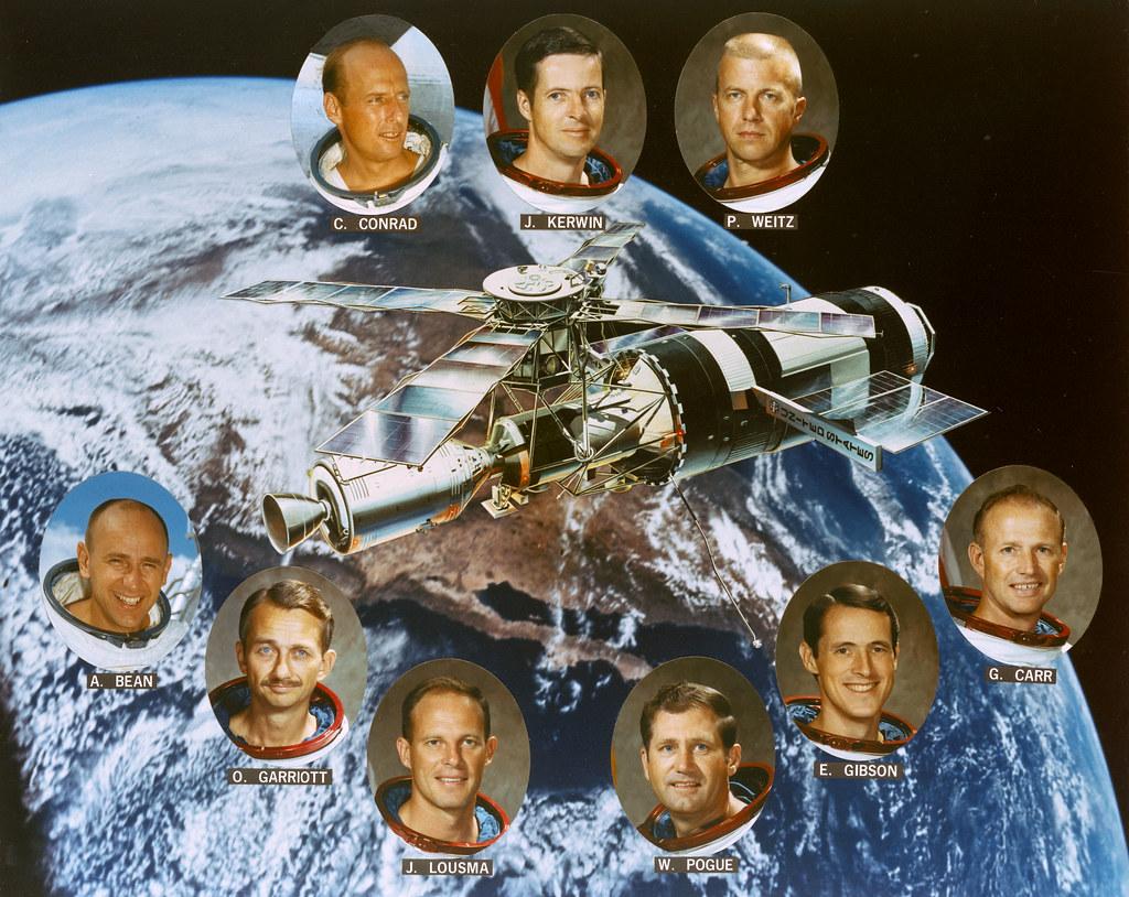 names of crew member of nasa - photo #14