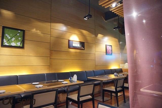 Ju.Ne Japanese Restaurant Publika - Saga Beef , hot plate -001