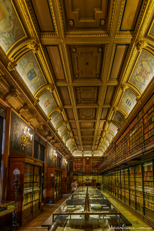 Library of Duke d'Aumale
