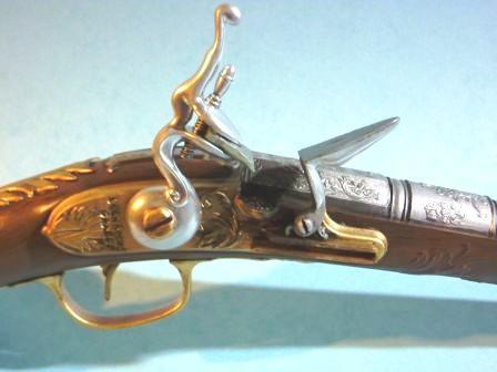 Fig 003 | Lindberg Flintlock 'Pirate' Pistol 1:1 Scale ...