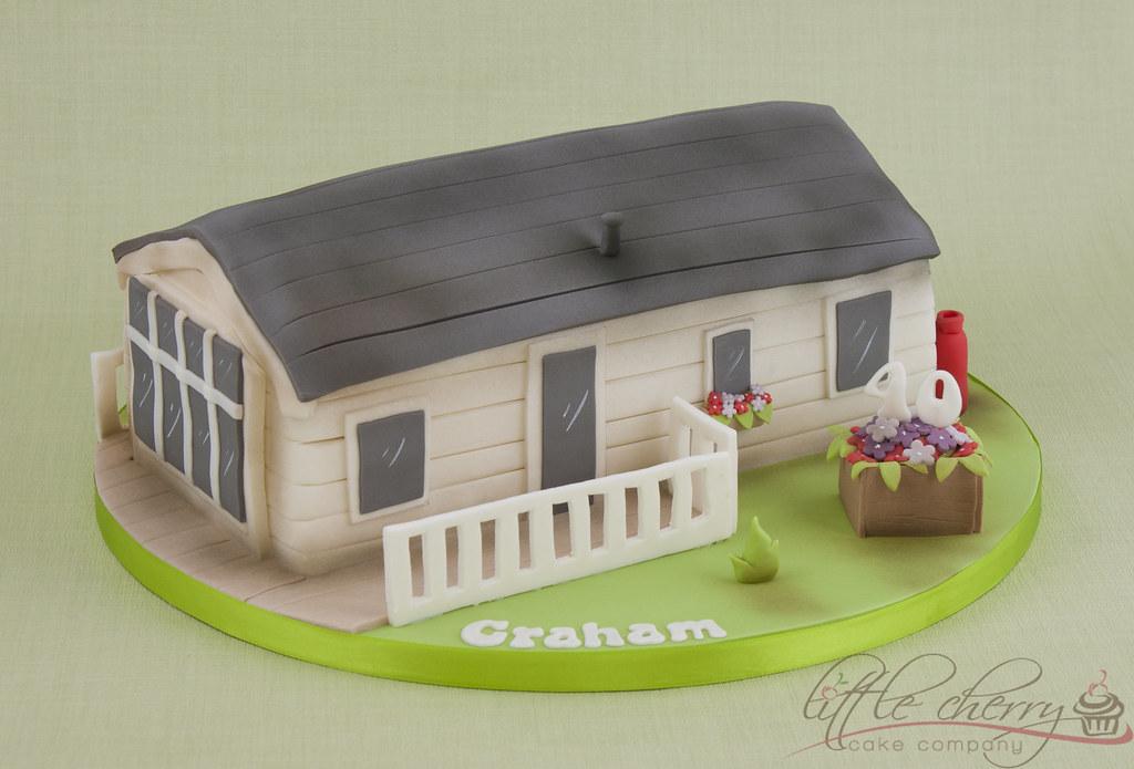 Caravan Cake Images
