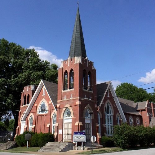 First United Methodist Church - Humboldt, TN