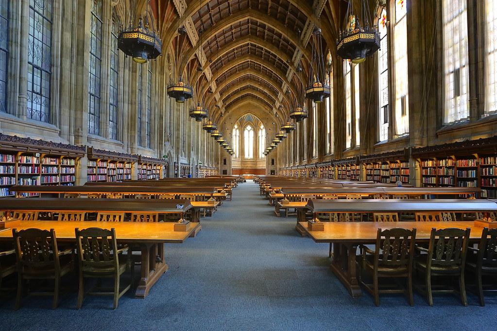University Of Washington Library Harry Potter