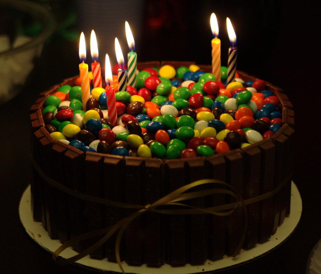 Beautiful Birthday Cakes Ice Cake
