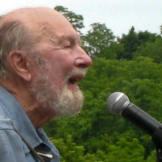 Pete Seeger | by Me in ME