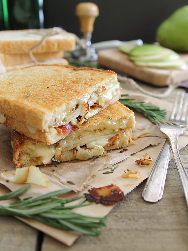 cheese cove red grilled cheese sandwich grilled cheese and pear ...