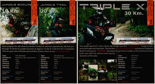 Brochure The Peak Adventure ATV Chiang Mai Thailand 5