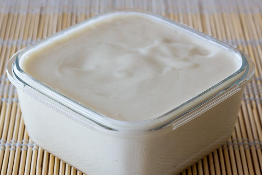 Vista Previa de la Crema de Mayonesa.