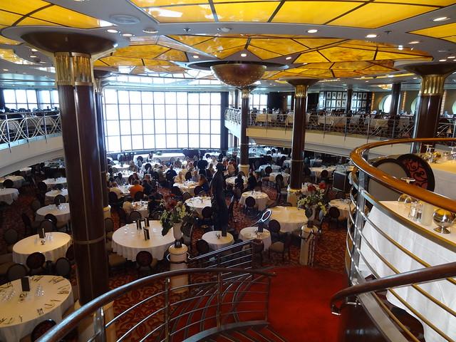 Celebrity Summit Cosmopolitan Dining Room Flickr