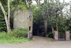 WWII Bunker remains