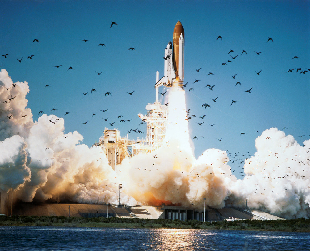 on mission space shuttle challenger sts 51l - photo #3