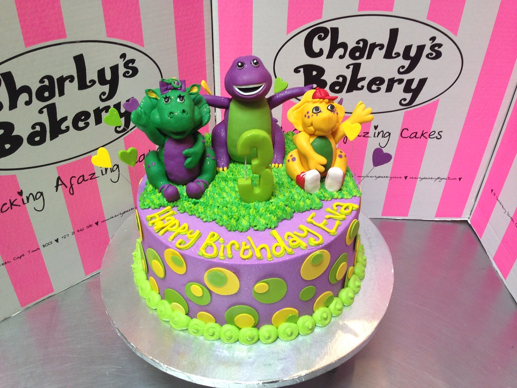 Barney Cake Topper uk Barney Cake Toppers on