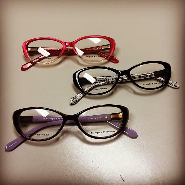 New kate spade finley eyeglasses wing eyecare flickr for Wing eyecare