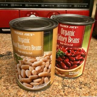 自家製甘納豆材料