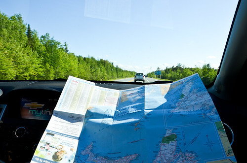 Life - Paper Maps, No GPS