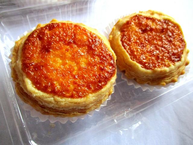Hong Kong Puff coconut tarts