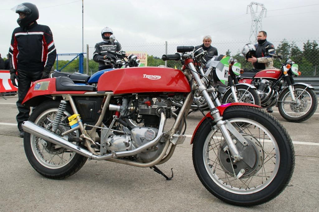Rickman-Triumph 650 Metisse (1969, Giancarlo Chiabotti)  Flickr