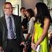 Steve & Anjoli At The Reception (8-10-13)