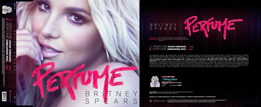 Britney Spears - Perfu...
