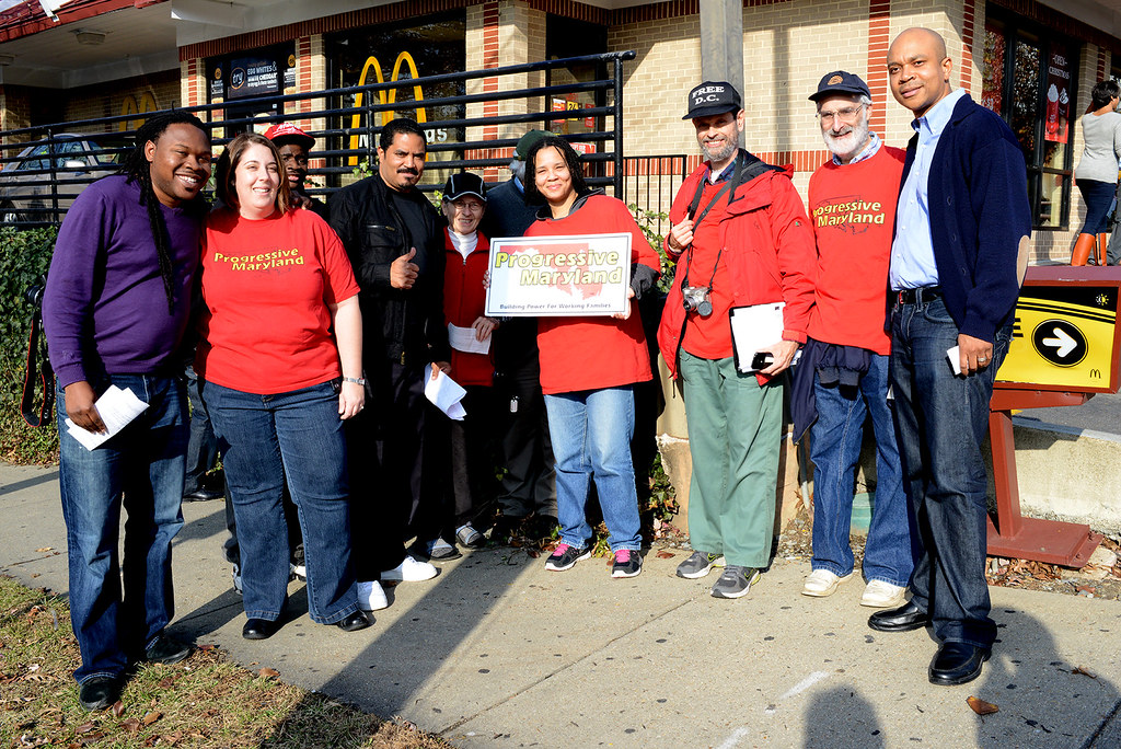 2013 fast food workers strike 28 wheaton maryland decemb