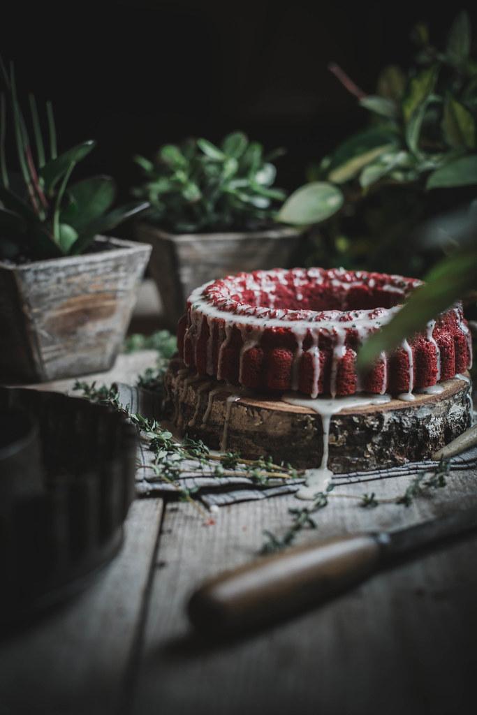 Red Velvet Cake Dye