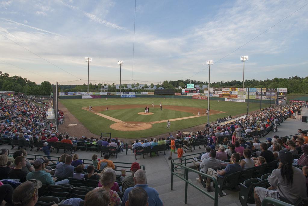 North Carolina Baseball Locker Room