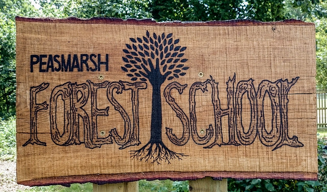 Peasmarsh Forest School