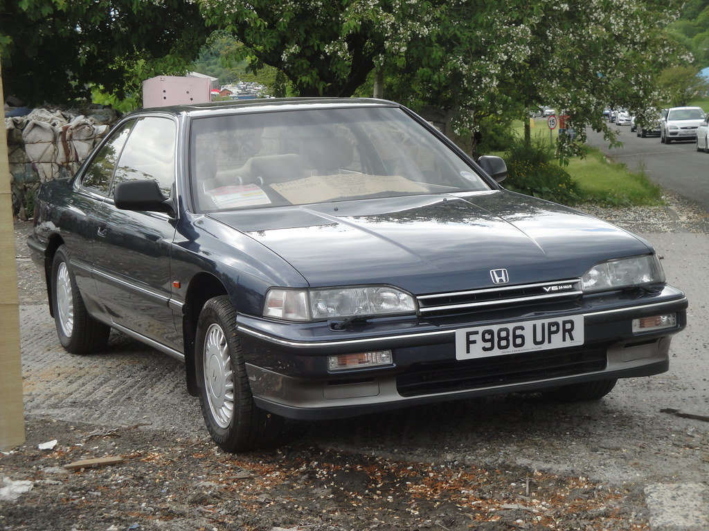 1988 Honda Legend 2.7 Coupe | I'd have bought this without ...