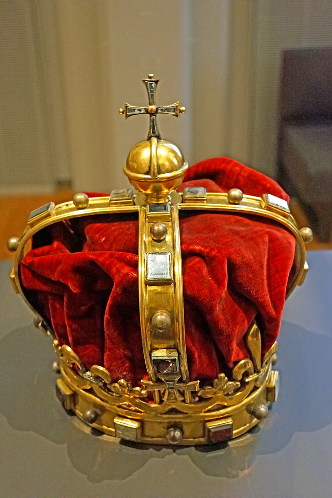 Netherlands-4234 - Crown for the King of Ardra   PLEASE,NO i…   Flickr