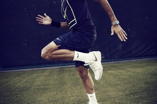 Roger Federer Wimbledon 2015 outfit