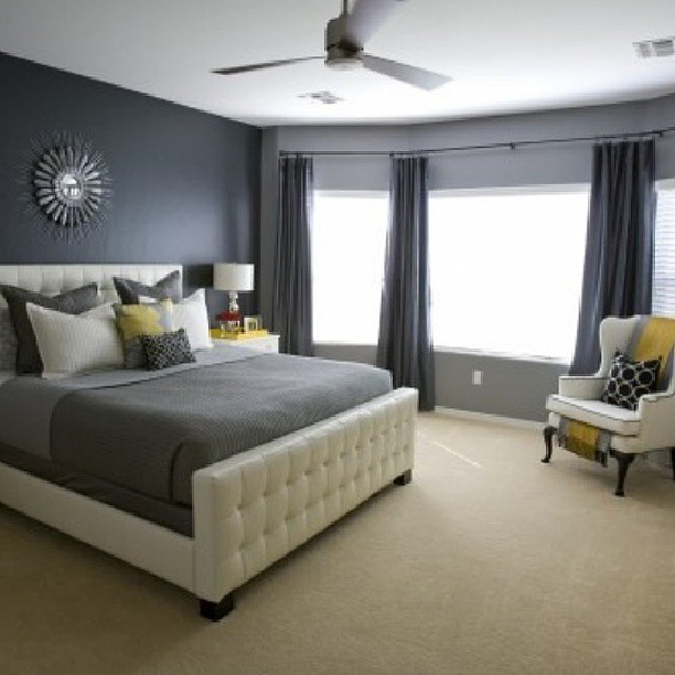 Cream Carpet, Gray Walls And Carpets On Pinterest