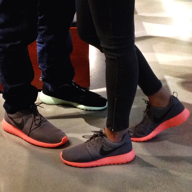 Couples Matching Nike Shoes
