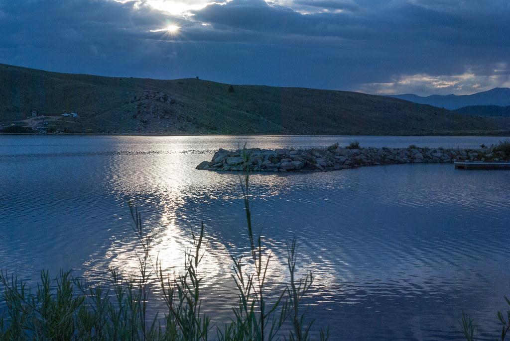 Tarryall reservoir tarryall reservoir colorado lake for Tarryall reservoir fishing report