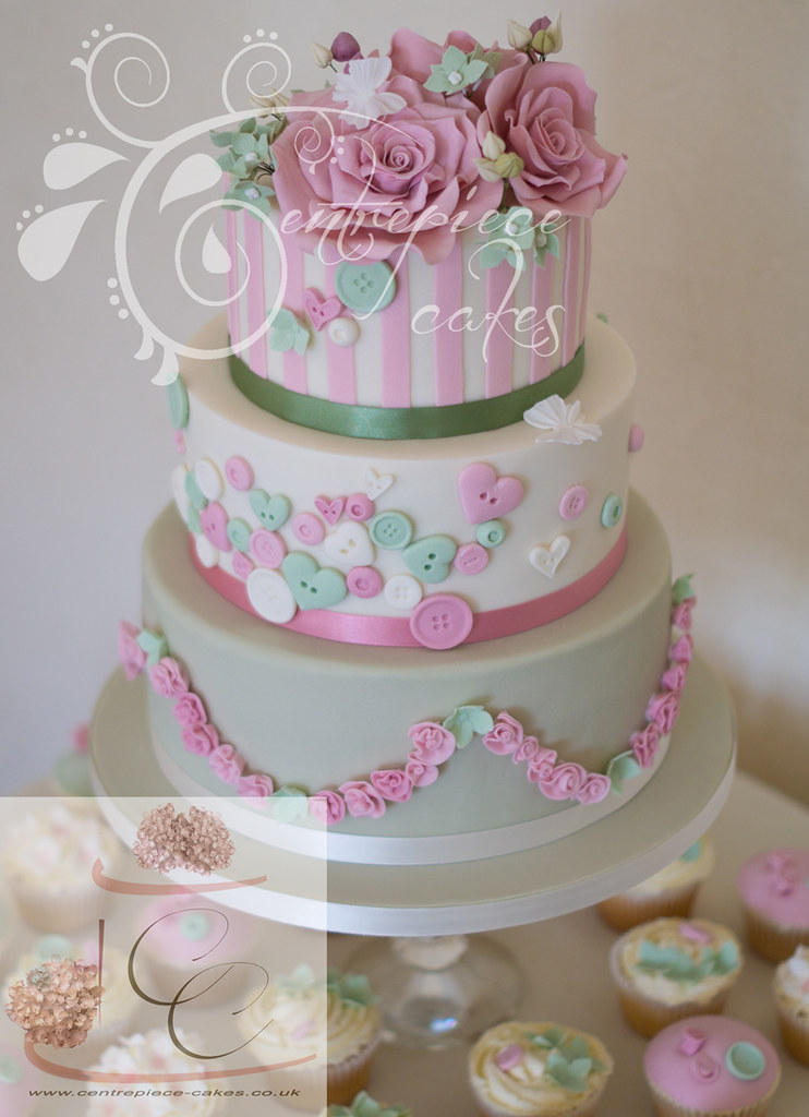 Vintage Birthday Cakes Uk