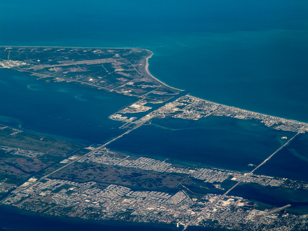 Cape Canaveral Florida Port And City Of Cape Canaveral