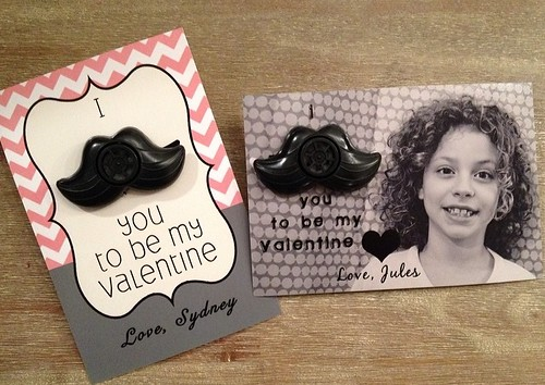 I mustache you to be my Valentine. ❤️