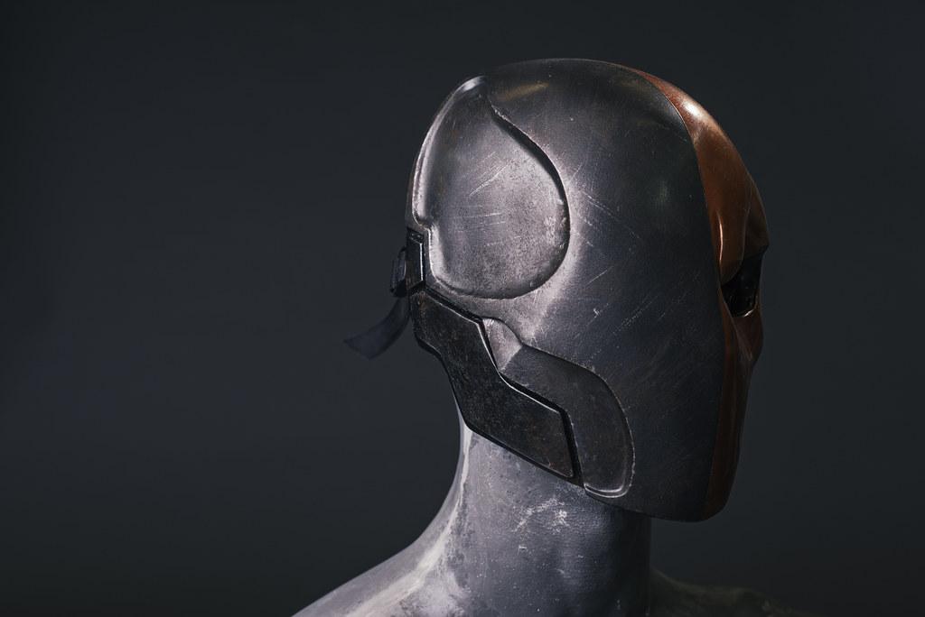 Deathstroke Without Mask Deathstroke Without Ma...