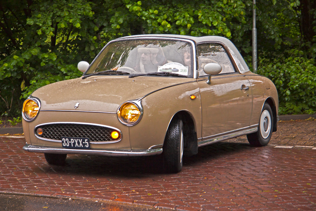 Nissan Figaro 1991 8286 Manufaturer Pike Factory