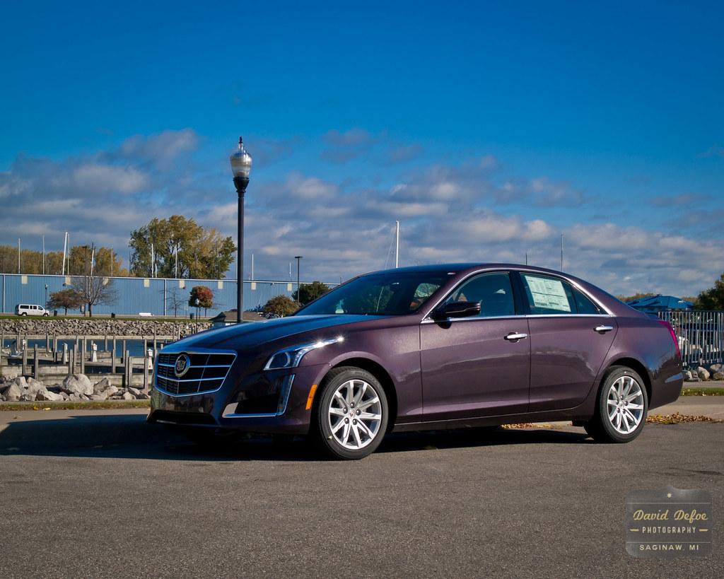 Cadillac Ats Sedan >> 2014 Cadillac CTS Sedan | Majestic Plum Metallic Exterior | Flickr