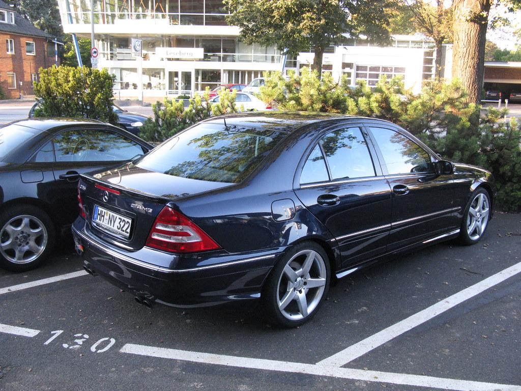 Mercedes benz c55 amg w203 nakhon100 flickr for Mercedes benz c230 amg