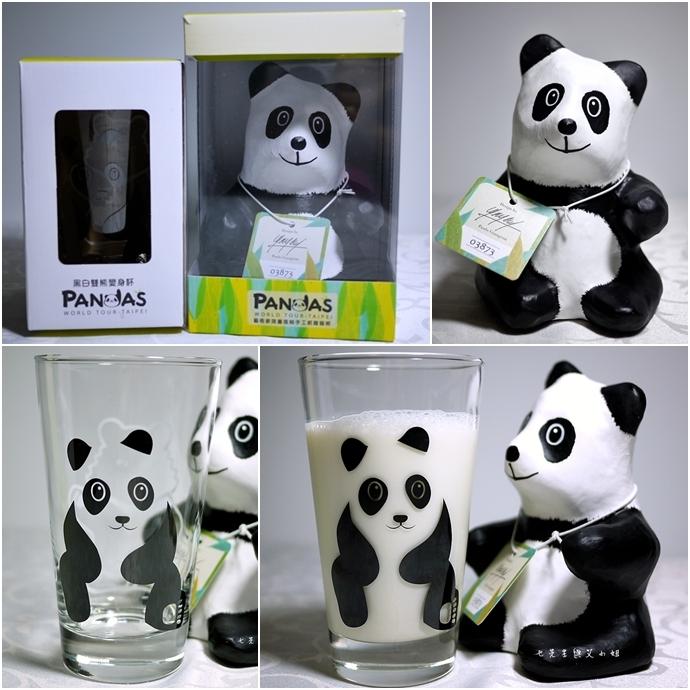 14 紙貓熊 1600貓熊之旅-台北 0224 台北市政府廣場展覽