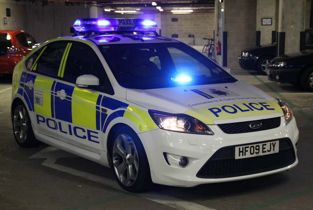 dorset police ford focus st roads policing unit traffic. Black Bedroom Furniture Sets. Home Design Ideas