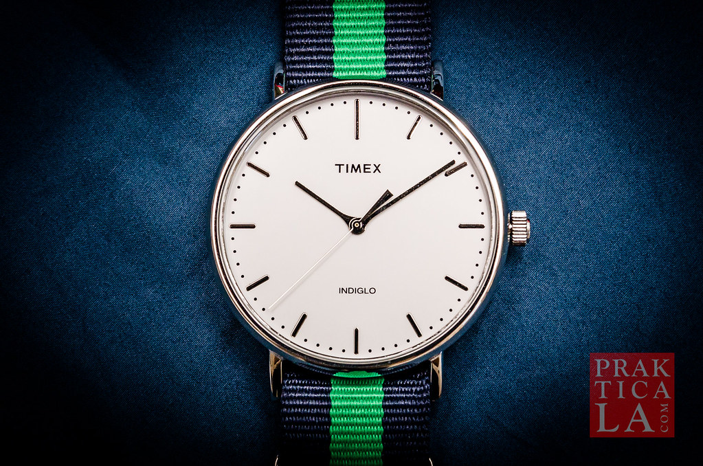 timex weekender fairfield watch review