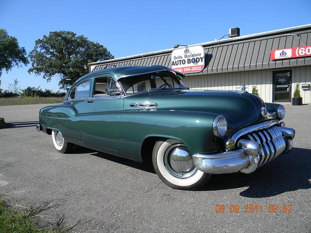 1950 buick special 4 door jetback sedan flickr