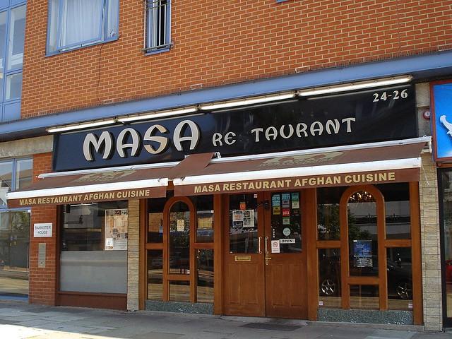 Masa Restaurant Near Harrow Wealdstone Station By