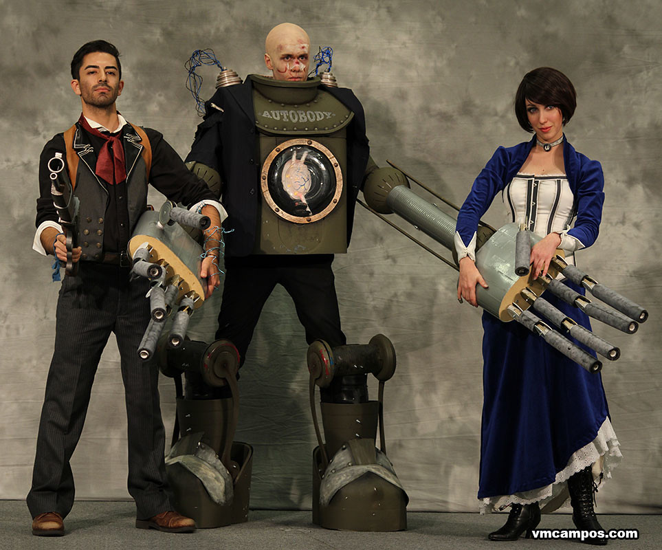 Bioshock Infinite   Booker DeWitt, - 235.4KB